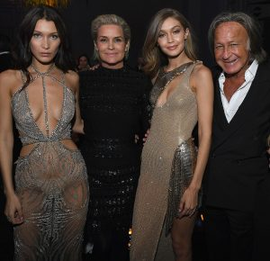 Mohamed Hadid Has Security Guard Complete His Court-Ordered Community Service