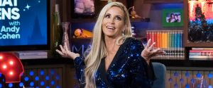 Camille Grammer Films Confessionals For Real Housewives Of Beverly Hills After Previously Complaining That She Wasn't Ask To