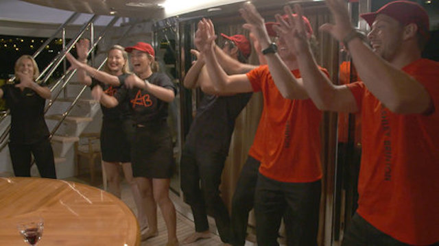 Below Deck Mediterranean Dance Moves