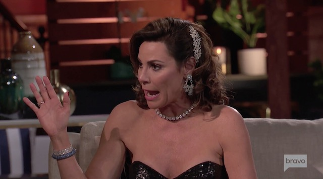 Luann de Lesseps Reveals That Demi Lovato's Sobriety Is An Inspiration To Her