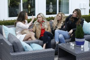 Kelly Dodd & Gina Kirschenheiter Doubt Braunwyn Windham-Burke's Threesome Story On Real Housewives Of Orange County Aftershow