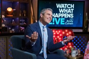 Andy Cohen Talks New RHOBH Additions Garcelle Beauvais And Sutton Stracke