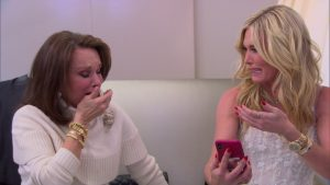 Tinsley Mortimer wedding dress Real Housewives of New York RHONY