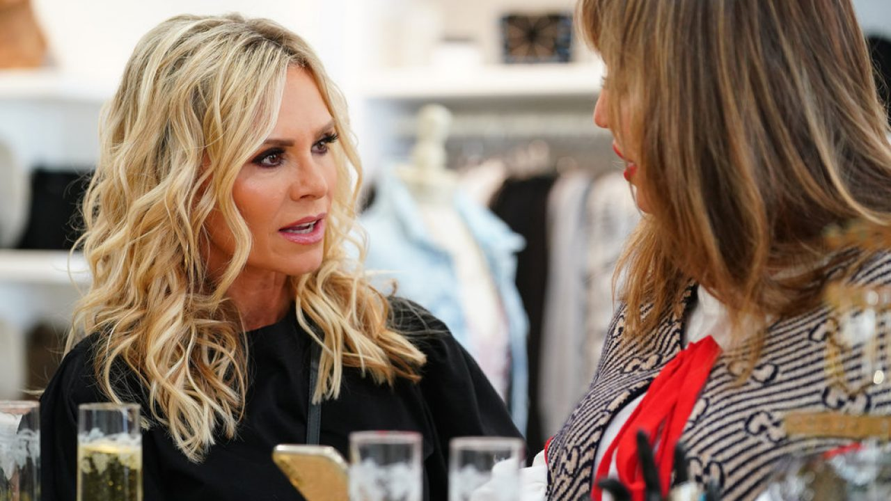Tamra Judge Says Kelly Dodd Should Be Fired From Real Housewives
