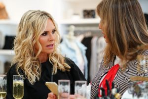 "Tamra Judge Comments On Jen Shah's Arrest; Says ""If You're Doing Something Illegal, Don't Sign Up For The Real Housewives"""