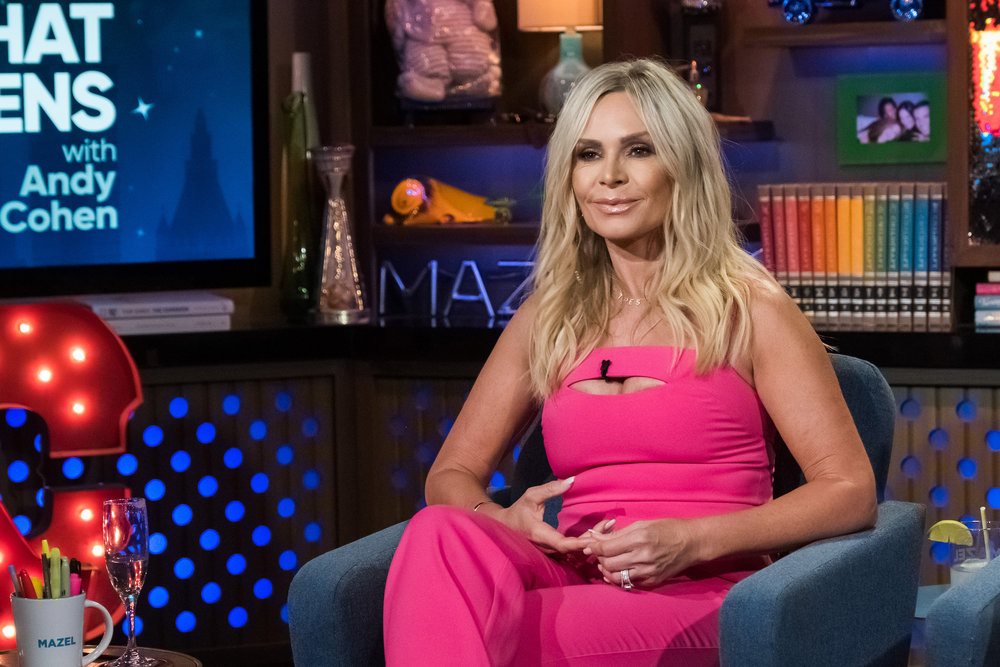 Tamra Judge Claims Things Are Fine Between Her and Alexis Bellino