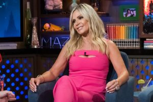 Tamra Judge Claims Ex-Husband Simon Barney's Cancer Is Part Of Why She Left The Show