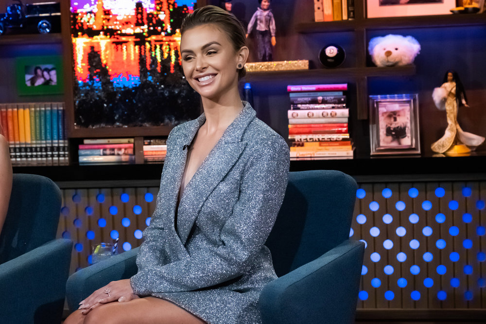 """Lala Kent Says James Kennedy Is """"Thriving In Life"""" And They Are On """"Good Terms"""""""