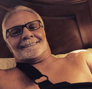 Captain Lee Rosbach Shoulder Surgery