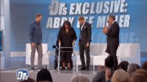 Dance Moms Star Abby Lee Miller Walks For First Time After Over A Year In A Wheelchair
