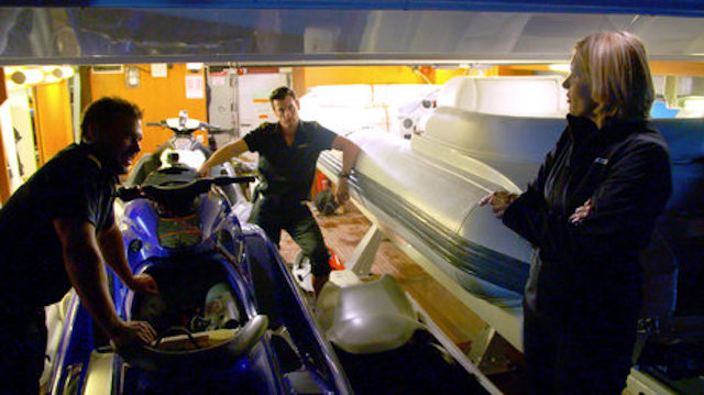 Below Deck Mediterranean Jaoa Franco Jet Ski Issues