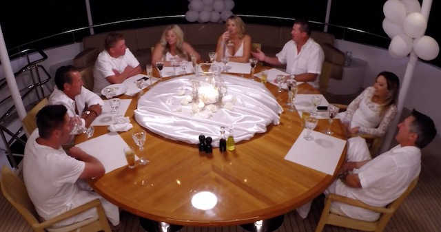 Below Deck Mediterranean White Party