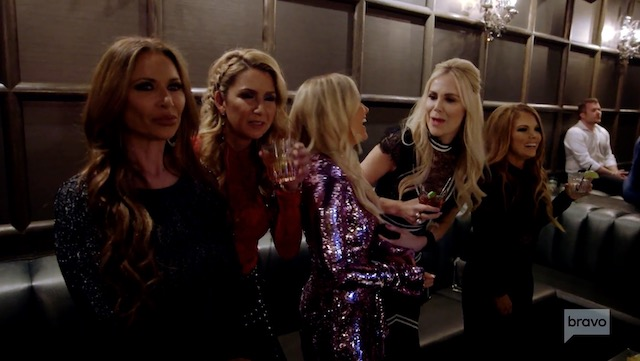 Backstage Real Housewives Of Dallas