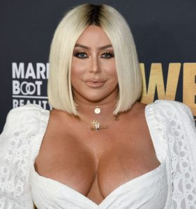 Aubrey O'Day Wants To Star In Celebrity Version Of 90 Day Fiance