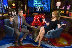 """Kathy Griffin Says Andy Cohen Was A """"Horrible"""" Boss When She Had A Show On Bravo"""