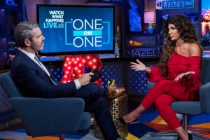 "Andy Cohen Wishes That He Had Defended Caroline Manzo After Teresa Giudice Accused Caroline Of Being ""A Rat"""