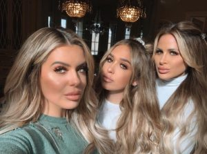 Brielle Biermann Ariana Biermann Kim Zolciak Biermann