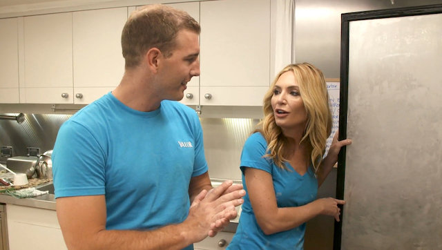 Below Deck Kate Chastain Chef Kevin