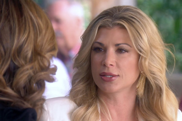 Real Housewives Of Orange County Alexis Bellino