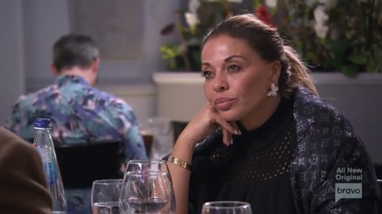 Real Housewives Of New Jersey Recap: 40 And Fancy Free