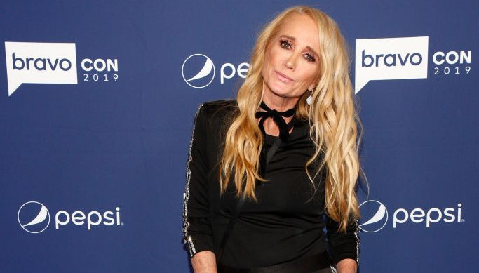 Kim Richards Confirms She Is Writing An Autobiography