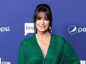 Real Housewives Of Beverly Hills Star Kyle Richards Talks About Lisa Vanderpump Avoiding Her At BravoCon