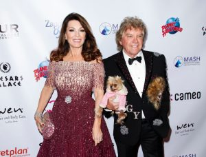 Lisa Vanderpump And Ken Todd Sued For Not Paying Fruit And Vegetable Bills