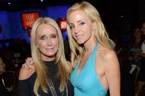 "Kim Richards ""Never Really Liked"" Camille Grammer's Ex Kelsey Grammer"