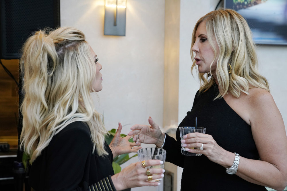 Vicki Gunvalson And Tamra Judge's Previous Contracts Prevent Them From Appearing On Other Shows For One Year