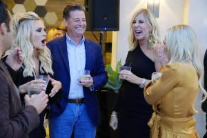 Vicki Gunvalson's Fiancé Steve Lodge Is Running For Governor Of California