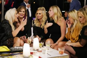 "Emily Simpson Says Real Housewives Of Orange County Is ""Much More Real And Authentic"" Now That Tamra Judge And Vicki Gunvalson Are Gone"