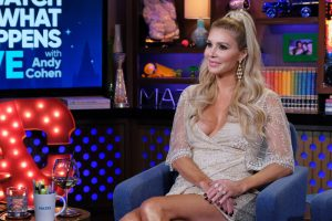 Brandi Glanville Speaks Out About Rumors That She Hooked Up With Denise Richards
