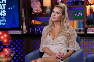 "Brandi Glanville Says That One RHOBH Star Is ""Kind Of Refusing To Film"""