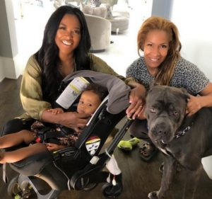 Kenya Moore Sheree Whitfield Thanksgiving