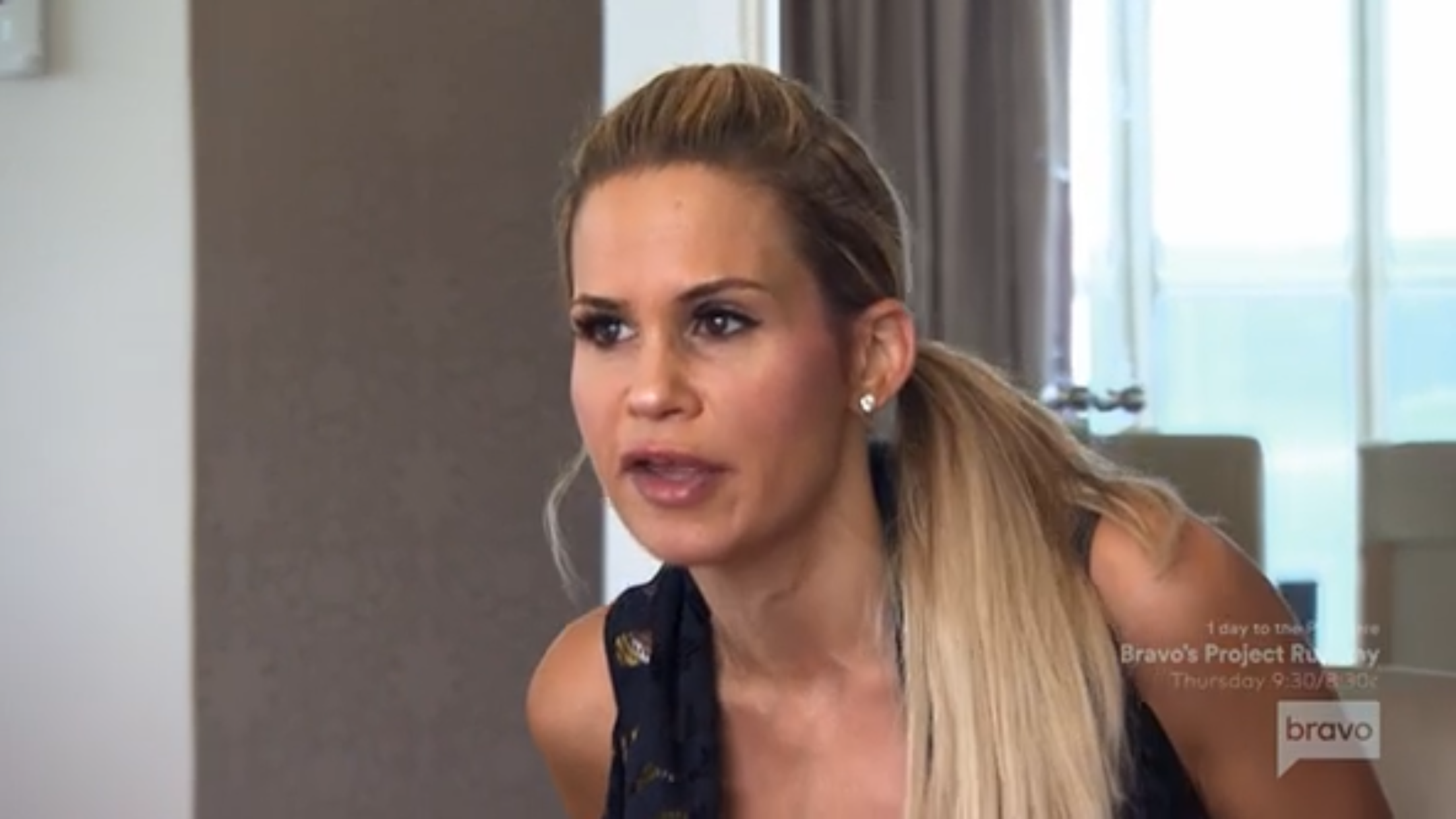 Real Housewives Of New Jersey Recap: Cut From A Different Cloth