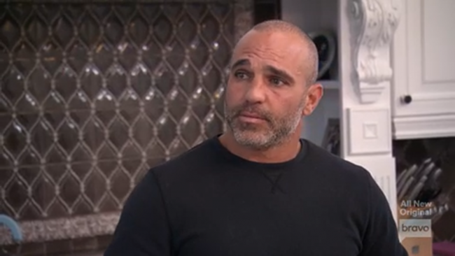 """Joe Gorga Misses Rosie Pierri, But Not Rich And Kathy Wakile; Says Richie Is """"Not A Nice Guy"""""""