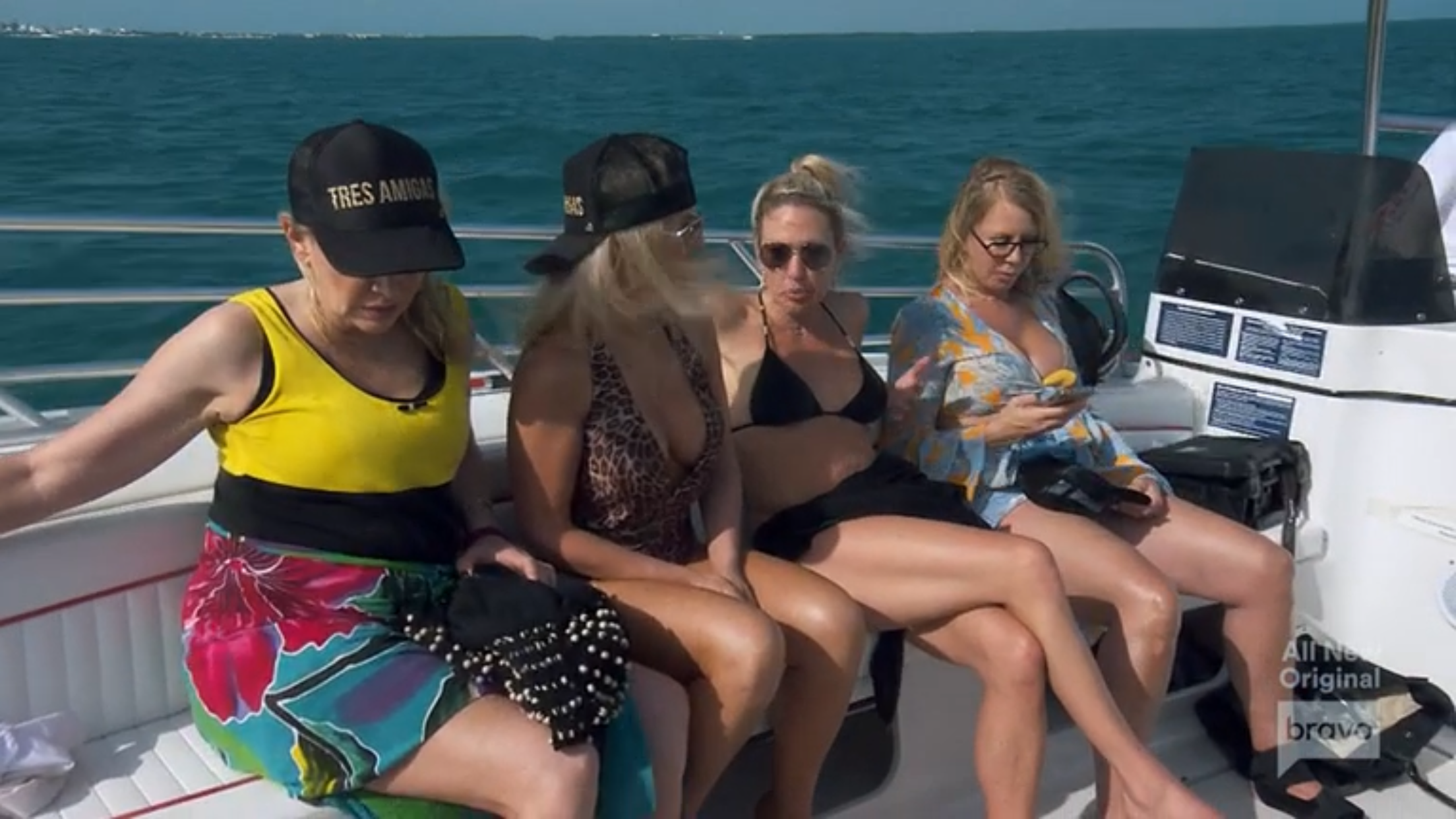 Real Housewives Of Orange County Recap: Some Fences Are Made To Be Broken