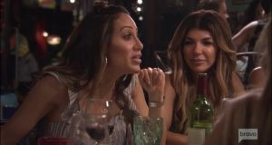 Melissa Gorga Teresa Giudice Real Housewives Of New Jersey RHONj