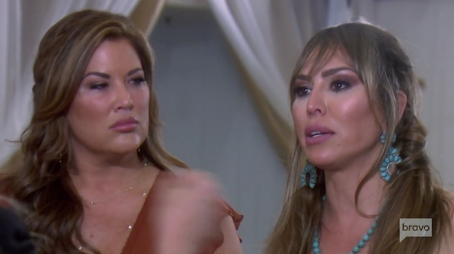 Kelly Dodd Emily Simpson Real Housewives Of Orange County