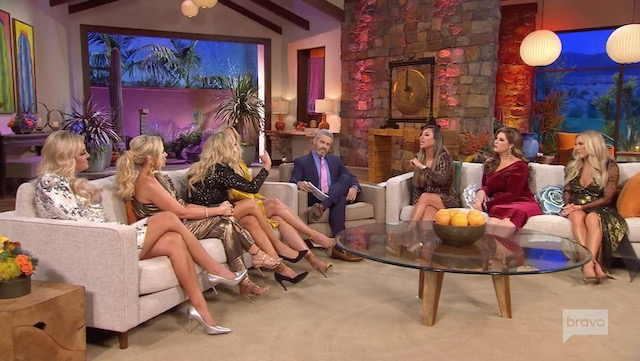 Real Housewives Of Orange County Season 14 Reunion Part 1