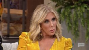 "Vicki Gunvalson Insults Steve Lodge Saying ""If I Wasn't On A Reality Show, I Wouldn't Have Been Divorced"""