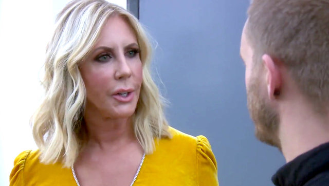 Vicki Gunvalson Real Housewives Of Orange County Reunion Part 1