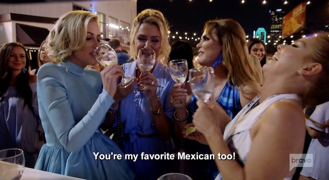 Real Housewives Of Dallas Season 4 Finale Party