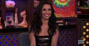 Scheana Marie Watch What Happens Live