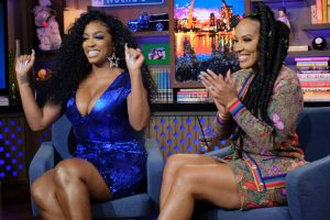 Report: Porsha Williams And Tanya Sam Are The Cast Members Who Hooked Up With Stripper At Cynthia Bailey's Bachelorette Party