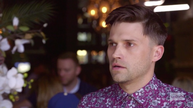 Tom Schwartz Vanderpump Rules