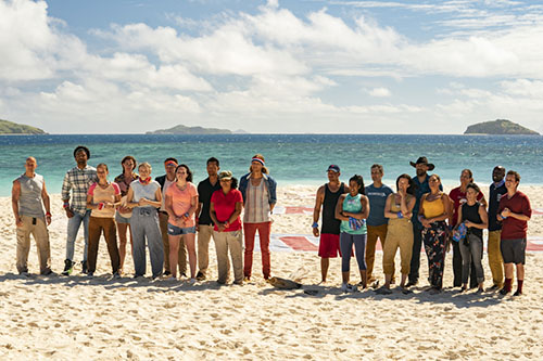 Get Ready for 'Winners At War' As Survivor Kicks Off Its 20th Anniversary Season!