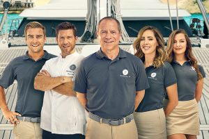 Below Deck Sailing Yacht cast