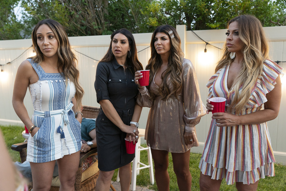 Real Housewives Of New Jersey Set To Resume Filming In July With The Entire Cast From Season 10 Returning