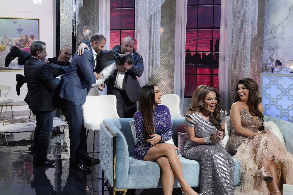 Real Housewives Of New Jersey Recap: Season 10 Reunion Part 2
